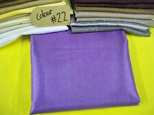 Lavender Satin fabric costume curtain lining wedding decoration crepe fabric