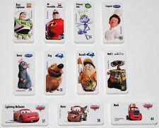 Woolworths Woolies Disney Pixar Domino 1 18 25 28 29 31 32 34 37 38 44