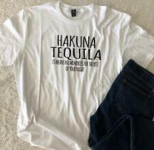 Hakuna MaVodka shirt Super Soft Disney Dad Mom Drinking Sarcastic Funny Tshirt