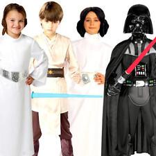 STAR Wars Bambini Costume scifi Movie Film Libro Giorno Settimana per Bambini Costume Nuovo