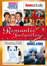 Romantic Favorites Collection (DVD, 2010, 4-Disc Set)