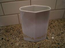 Vintage Rosenthal Studio Linie Porcelain Vase Unique Shape Germany Matte/Gloss