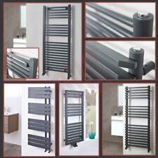 Grande vente! anthracite designer sèche-serviettes radiateurs (6 motifs uniques)