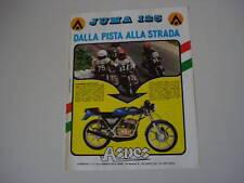 advertising Pubblicità 1979 MOTO ASPES 125 JUMA