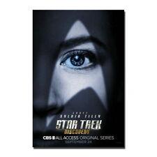 137535 Star Trek Discovery Sonequa Min-Green Series-4 Wall Print Poster CA