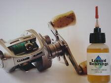 BEST synthetic oil for Pinnacle reels, PLEASE READ !!!