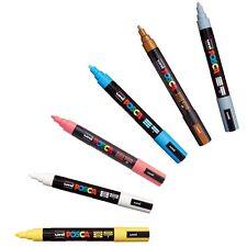 Uni Posca PC-5M 2.5mm Bala Punta de arte y artesanía Pintura Marcador Bolígrafos de Color