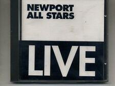 NEWPORT ALL STARS # LIVE PARIS 1967 - 1969