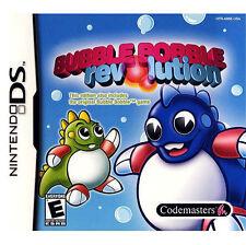 Bubble Bobble Revolution (Nintendo DS, 2005) - European Version
