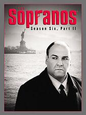 Sopranos: Season Six - Part 2 (4pc) (Ws Dig)  DVD James Gandolfini, Lorraine Bra