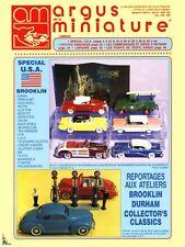 Argus de la Miniature, Spécial Americaines