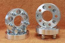 4 Distanziali Wheel Spacers 30 o 38 o 50mm 5x108 RANGE ROVER Evoque serie L LV