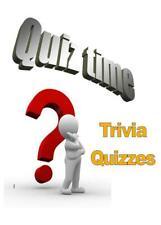 ✔ 1000+ Trivia Quiz Questions ~ For Club Quizzes (13 Different Sets)