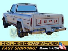 1983 1984 1985 1986 Jeep Laredo J10 Truck Cherokee SJ Decals Stripes Kit