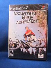 Playstation 2 Mountain Bike Adrenaline Video Game