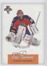 2012-13 O-Pee-Chee Retro #292 Jose Theodore Florida Panthers Hockey Card