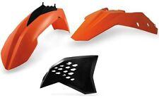 Acerbis Original Plastic Kit KTM 125,200,250,450,530 07-10 SX, SXF 08-10 XC/XCW