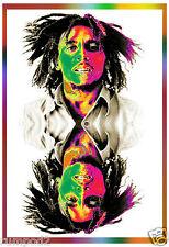 Bob Marley Poster/Psychedelic