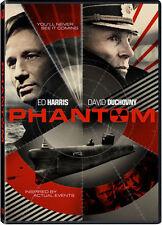 Phantom (DVD, 2013, Brand New)