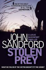Stolen Prey (Lucas Davenport 22) by Sandford, John Book The Cheap Fast Free Post