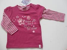 68-86 95211243 Salt /& Pepper Baby Shirt Longsleeve Katze Neu Gr
