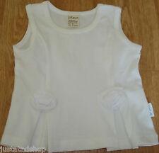 Jottum baby girl white Naud smart top BN 80 cm 9-12-18 m dutch designer summer