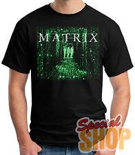 T-Shirt Matrix-Film-Ciencia Fiction T-Shirt Guy / to / Straps / Boy
