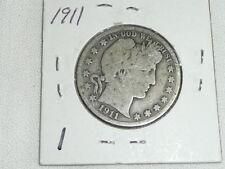 1911  Barber Half Dollar #1