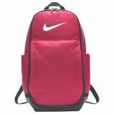 Nike Brasilia 8 XL Rush Pink / Black / White Unisex Backpack - BA5331-699
