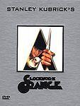 A Clockwork Orange (DVD, 2001, 2-Disc Set, Classic Collection Box Set)