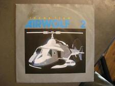 "AIRWOLF 2 SOUNDTRACK THEME - 7"" SINGLE"