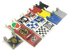 LEGO 2335 2X2 Flag Square - Select Colour - FREE P&P!