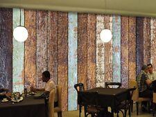 3D Legno Verticale Parete Murale FotoCarta da parati immagine sfondo muro stampa
