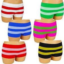 Damen Panty Hotpants Slips Hipsters Unterhose Slip Boxer Shorts