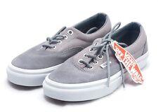 Vans Era Monument Grey and True White Shoes   US Mens 3.5   NIB
