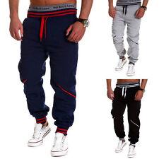 Mens Sweatpants Gym Tracksuit Jogging Trousers Sports Pants Joggers SWP01