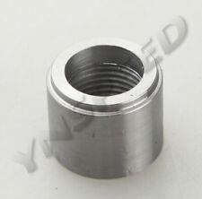 "1/8"" NPT 1/4""NPT 3/8""NPT Female Steel NPT Weld Bung Fitting Sensor Adapter Round"