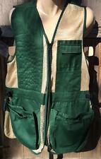 Clay Target + skeet + trap Shooting Vest - S to 4XL - LH & RH