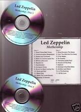 "Led Zeppelin ""Mothership"" 2 CD Advance Promo"