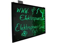 LED Schreibtafel Licht-Tafel/Werbetafel/Beleuchtung/Writing Board/ Reklame-Tafel