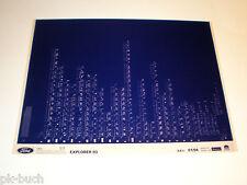 Microfich Ersatzteilkatalog Ford Explorer 93 Stand 01/1994