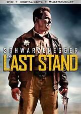 The Last Stand DVD, Peter Stormare, Eduardo Noriega, Arnold Schwarzenegger, Jee-