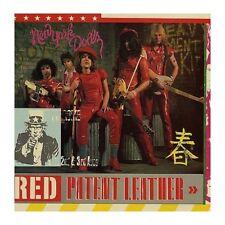 NEW YORK DOLLS - RED PATENT LEATHER LP NEU & OVP L4499