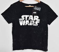 Primark Star Wars T Shirt Foil Print Womens Ladies UK 6-20 NEW
