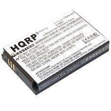 HQRP Battery for GolfBuddy LI-B03-02 GolfBuddy World Platinum