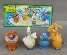 Kinder Figurines Enfants Zoo Animaux Eau Difference ueei spritztiere