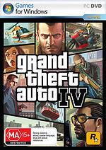 Grand Theft Auto IV (PC: Windows, 2008) - Very good condition
