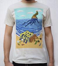 Spongeoil T Shirt Ilustraciones, petróleo, petróleo Carrier, Bob Esponja