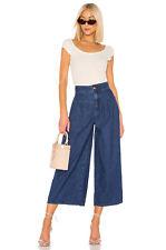 Free People La Bomba Wide-Leg Jeans Pants Mult Sz MSRP: $148.00