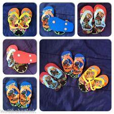 Official Mutant Ninja Turtles Boys Flip Flops Sandals Shoes Flop Sandal Shoe